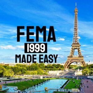 FEMA 1999 made easy